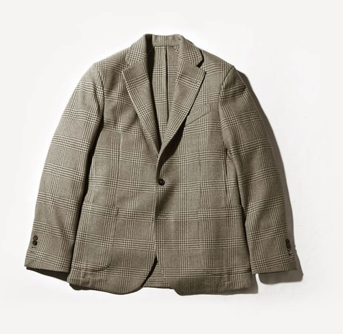 GLEN CHECK SPORTS JACKET