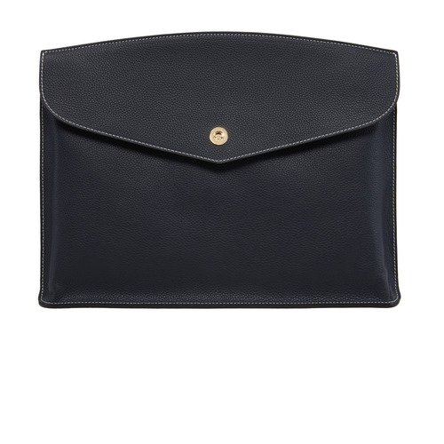 NAVY ClutchBag - ADAM'S PEACH