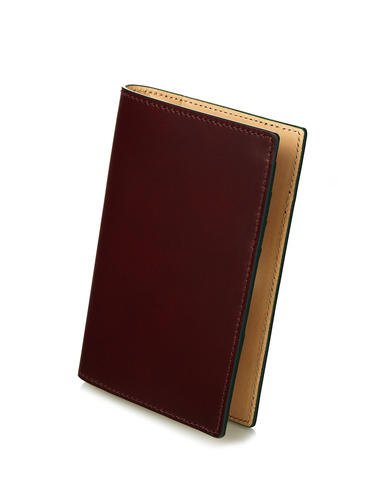 Passport Case - burgandy