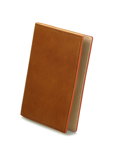 Passport Case - tan