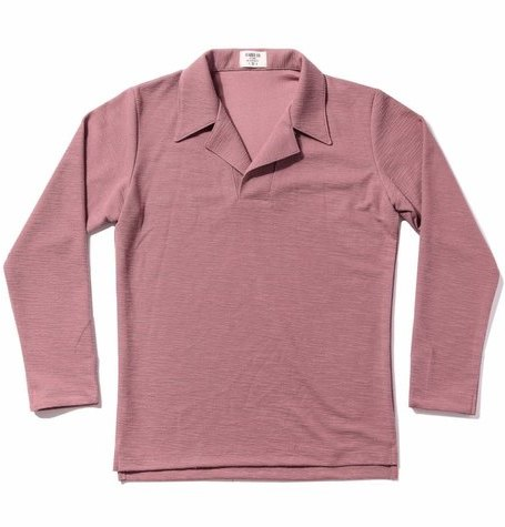 Cotton Polo shirts / Purple