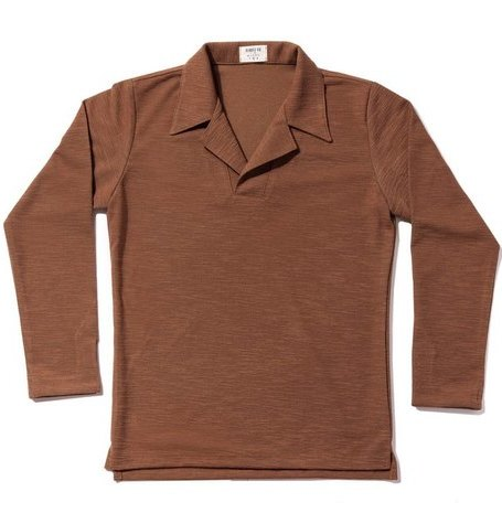 Cotton Polo shirts / Camel