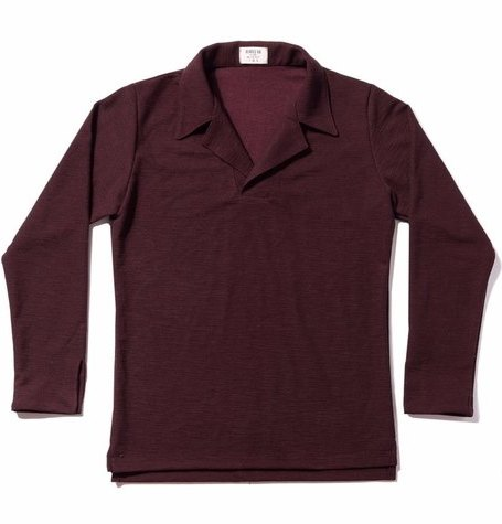 Cotton Polo shirts / Burgundy