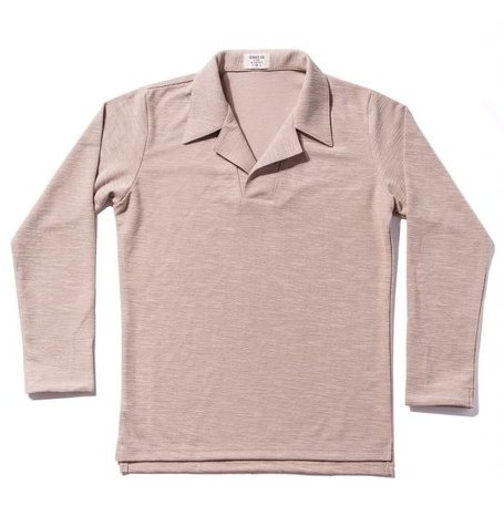 Cotton Polo shirts / Beige