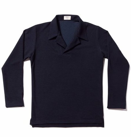 Cotton Polo shirts / Navy