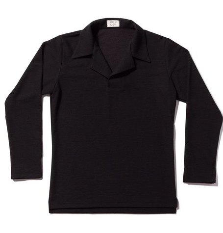 Cotton Polo shirts / Black
