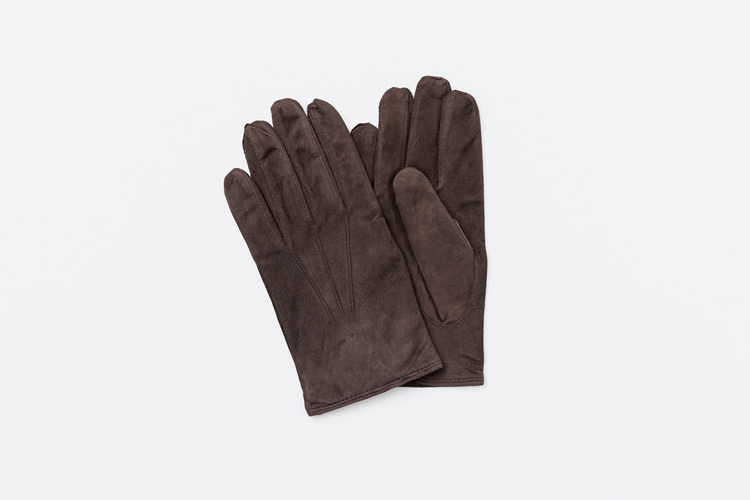 omega gloves Choco Suede (남성용)오메가글러브