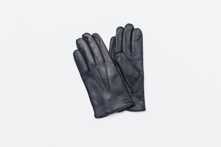 omega gloves Nappa Navy(남성용)