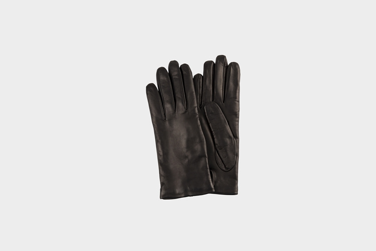 omega gloves Woman Nappa Black (여성용)오메가글러브