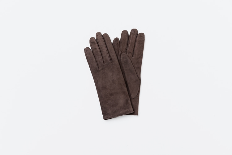 omega gloves Woman Nappa Choco Suede (여성용)오메가글러브