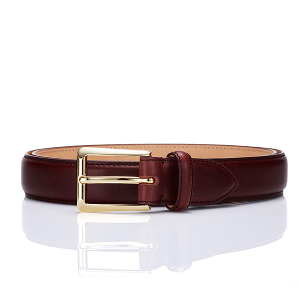 151 Classic Leather Belt - BurgundySAVAGE(세비지)