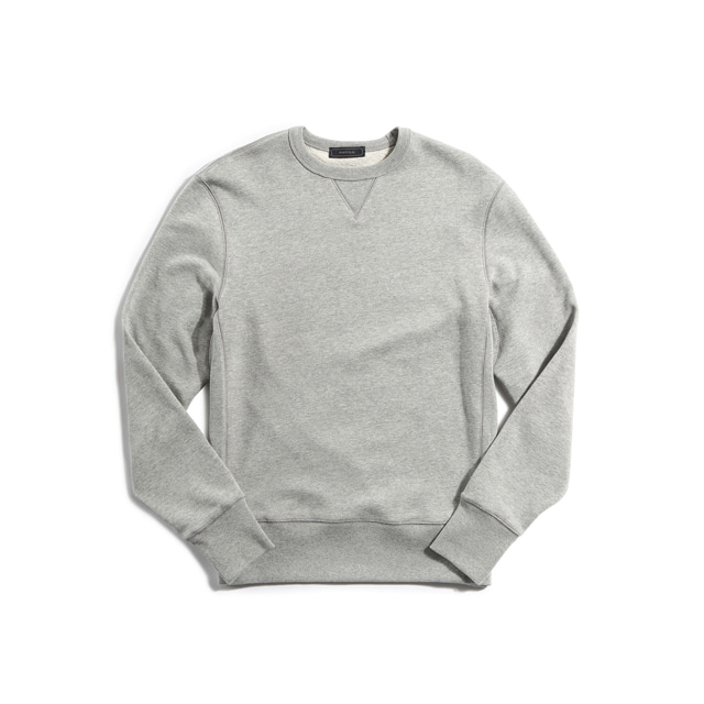 Sweat shirts(GRAY)Pistilo