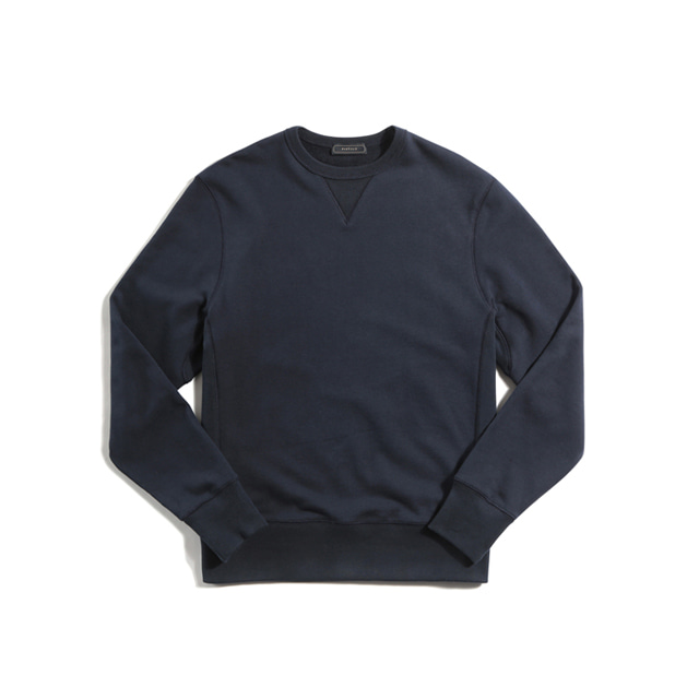 Sweat shirts(NAVY)Pistilo