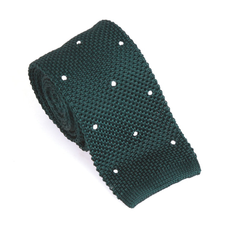 DOT KNIT GREENPRETO