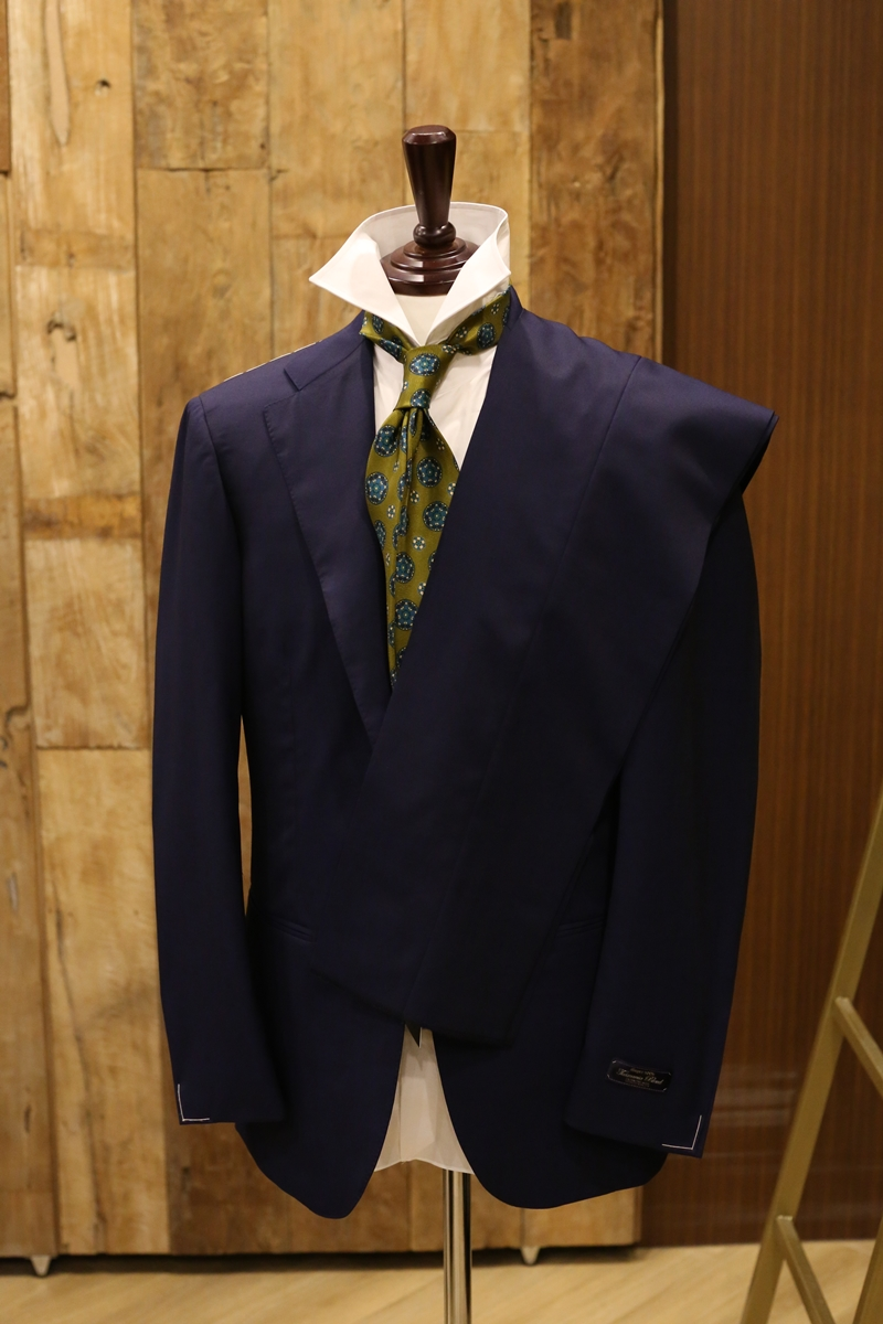 Lamarche Napoli royal blue SUIT made by RingJacket(라마르쉐나폴리by링자켓)