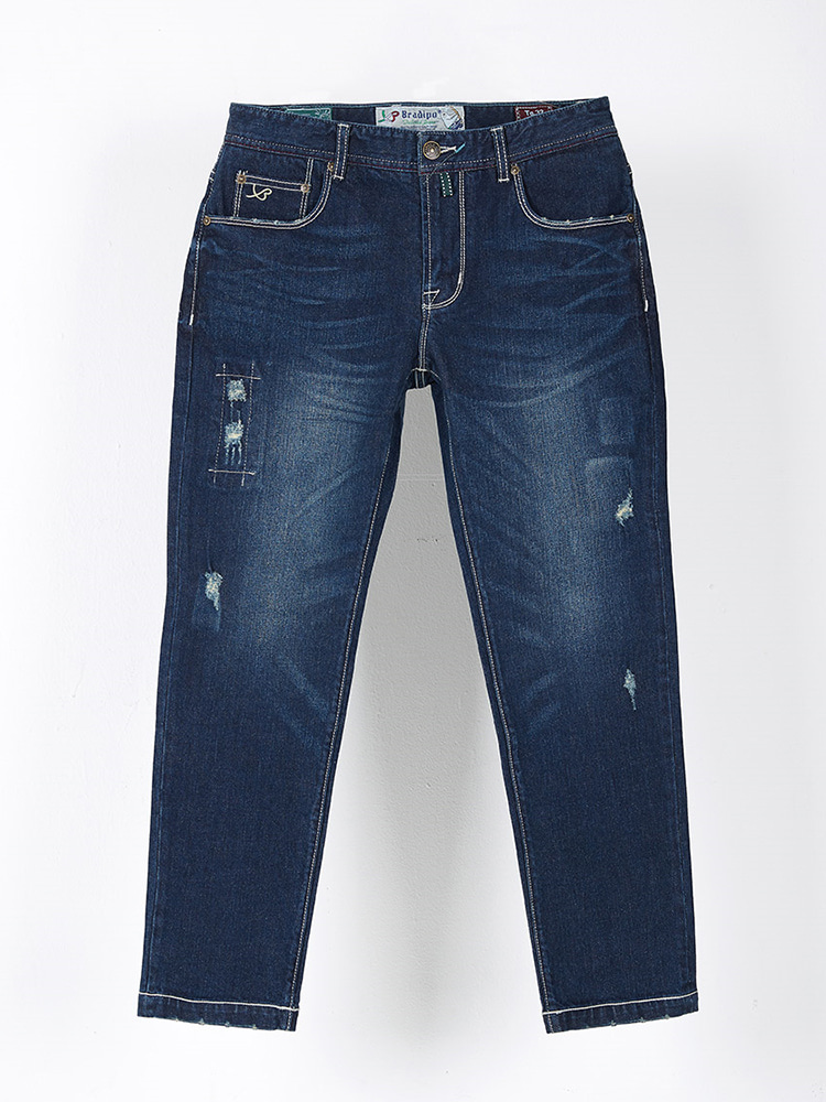 Tapered dark basco jean028BRADIPO(브라디포)