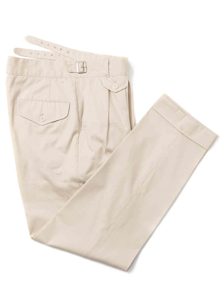 Gurkha pants (Beige)ESTADO(에스타도)
