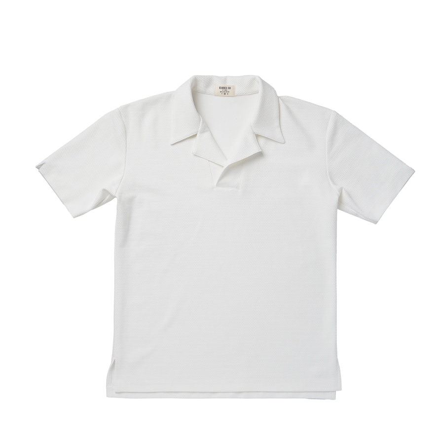 18P5 Polo shirts / WhiteBEARDEDKID(비얼디드키드)