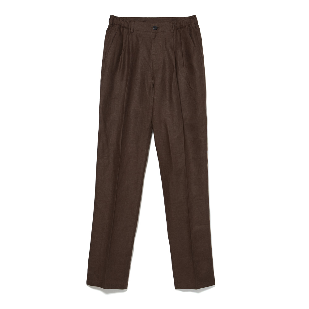Linen Pant BrownCHAD PROM