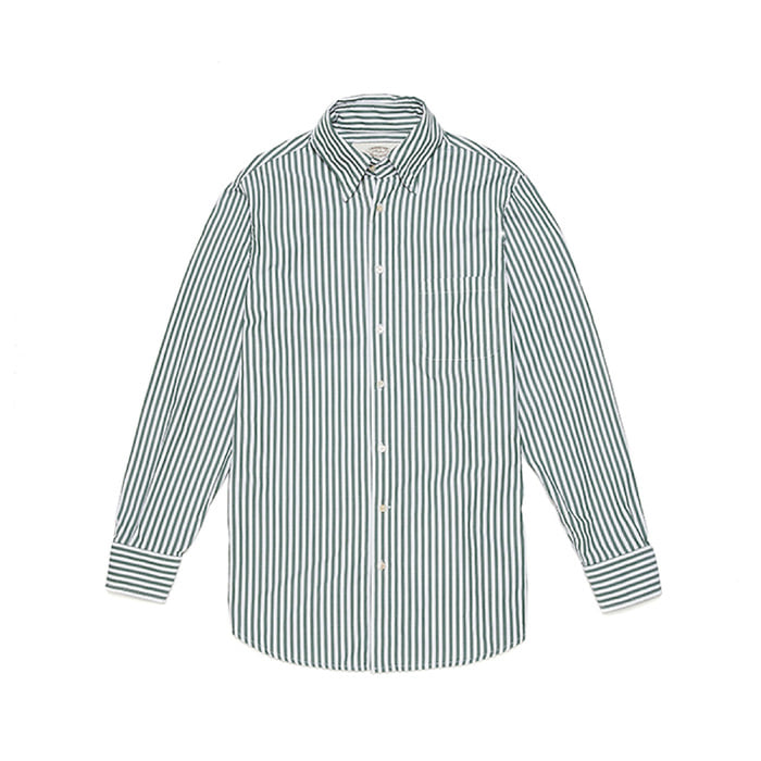 Stripe Shirts - GreenAMFEAST(암피스트)