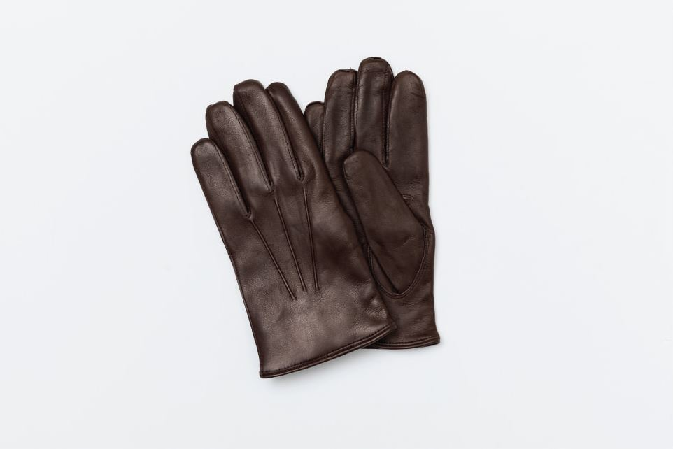 omega gloves Nappa Dark Brown(남성용)오메가글러브