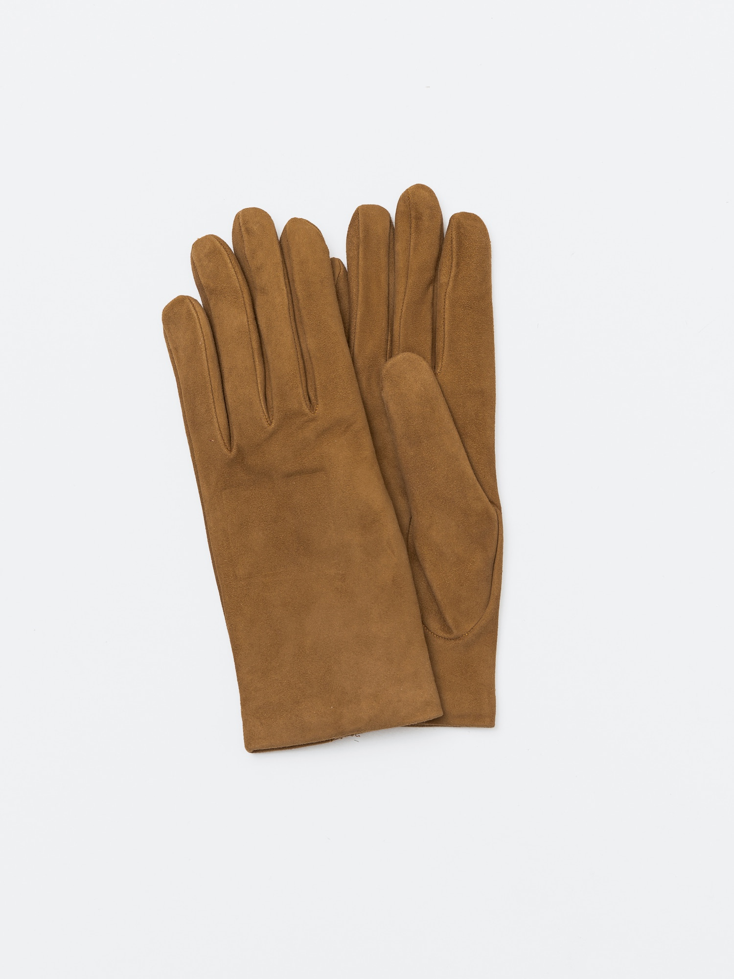 Omega gloves Nappa Beige Suede (Woman)오메가글러브