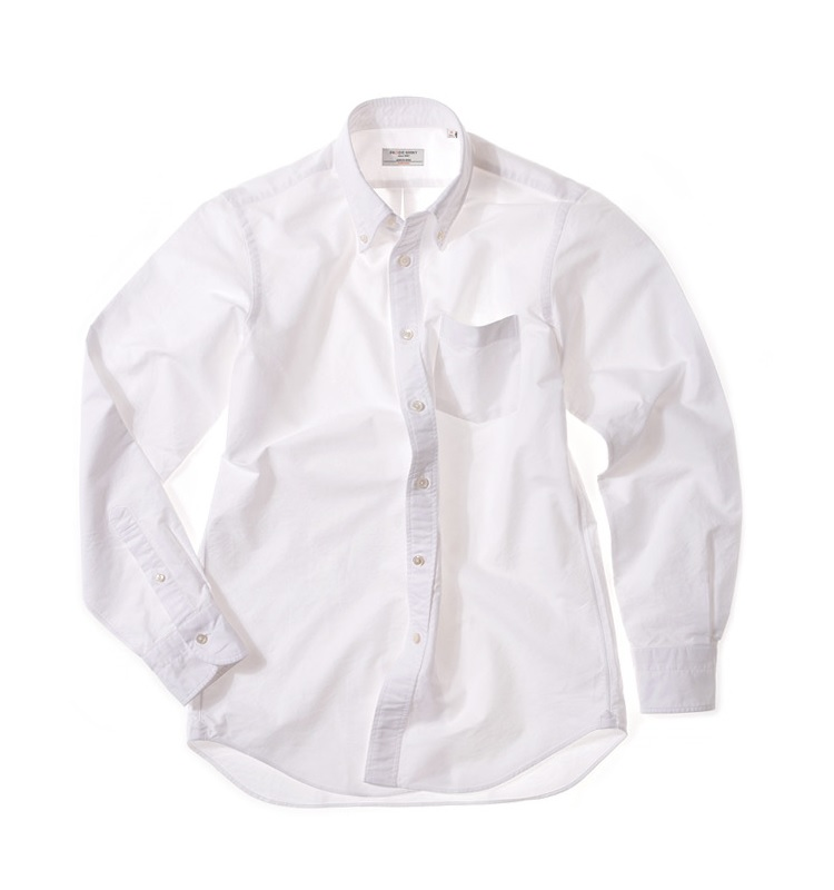 20' OXFORD whitePRODE SHIRT(프로드셔츠)