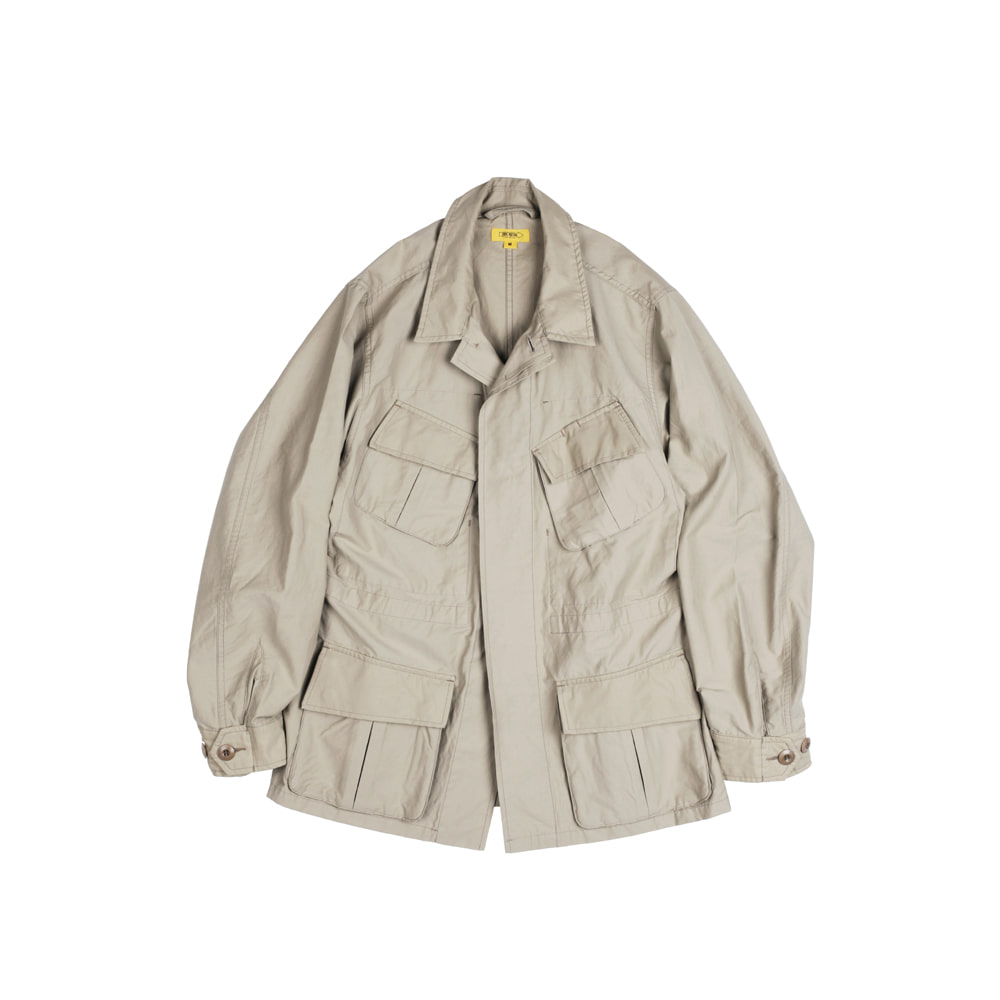 HAVANA JACKET [L/BEIGE]THE RESQ(더레스큐)