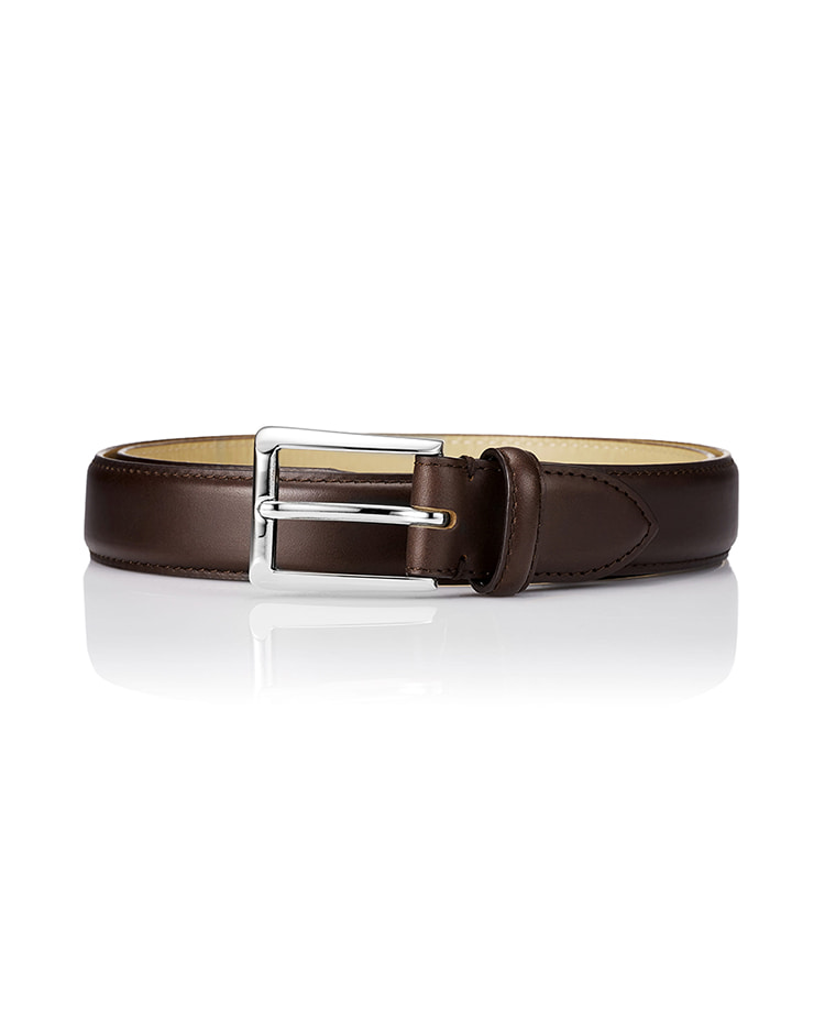 150 Classic Leather Belt - BrownSAVAGE(세비지)