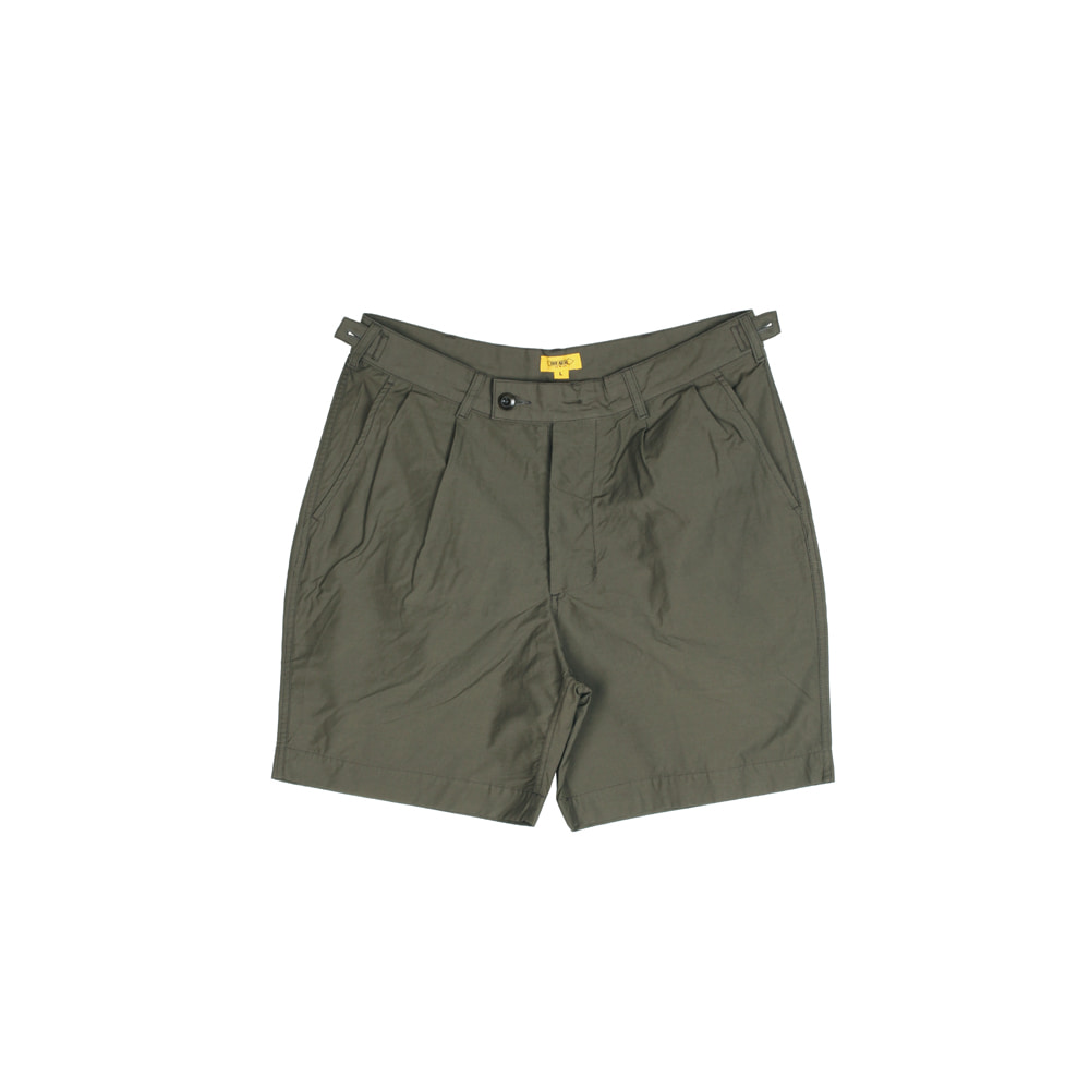 더레스큐(THERESQ) HAVANA SHORTS [KHAKI]