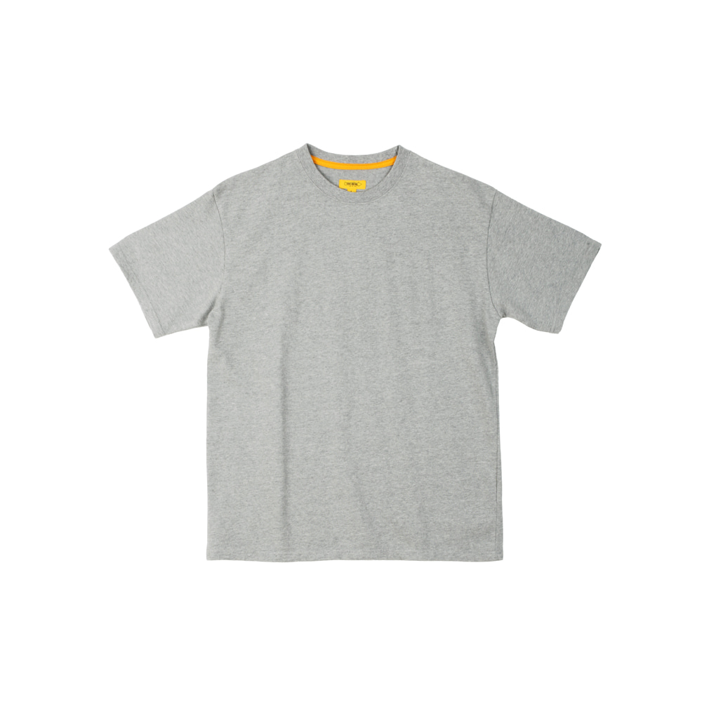 더레스큐(THERESQ)T SHAPE SHIRT [M/GREY]