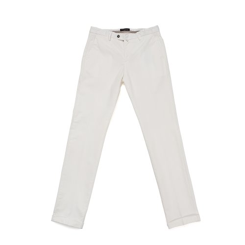 베나코앤폰타나(benaco & fontana)Basic Chino Pants 19SS_WH