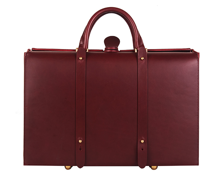 "102 ""TRUNK"" burgundy Outlines(아웃라인즈)"