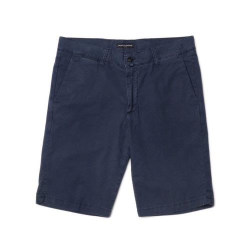 Comfort fit washing Shorts Pants_NAbenaco&fontana(베나코앤폰타나)