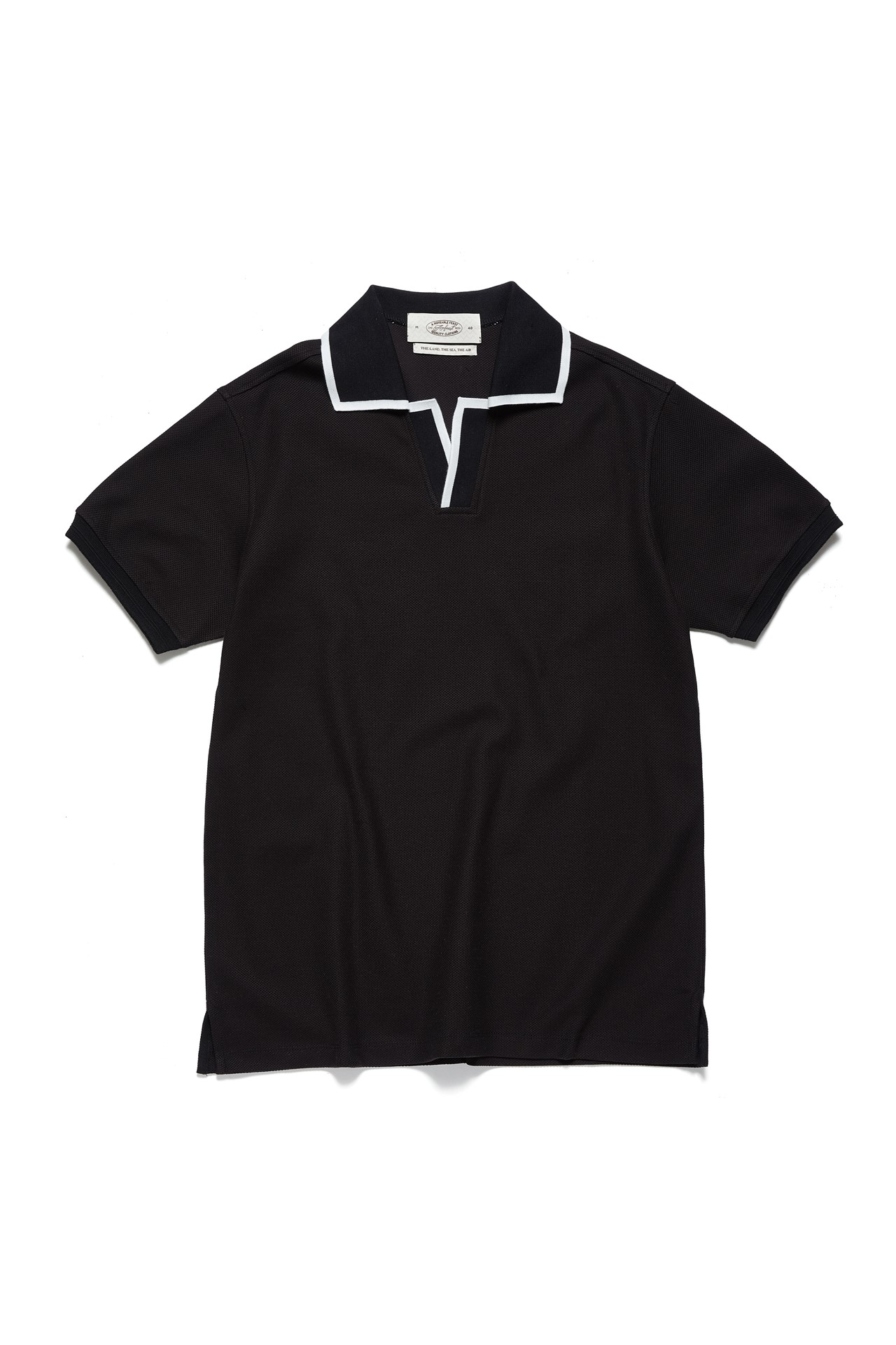 BLACK LINE POLO SHIRTSAmfeast(암피스트)