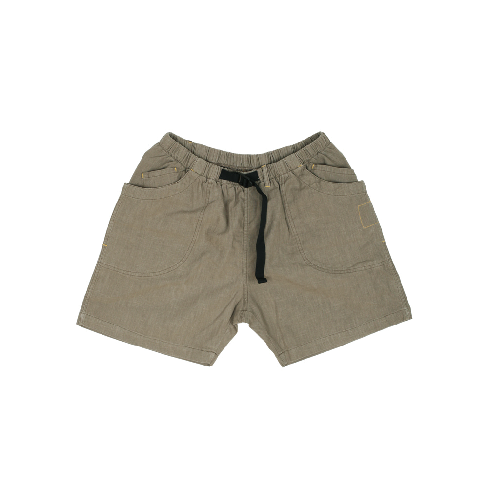 DOMINGO EASY SHORTS [KHAKI]The resq