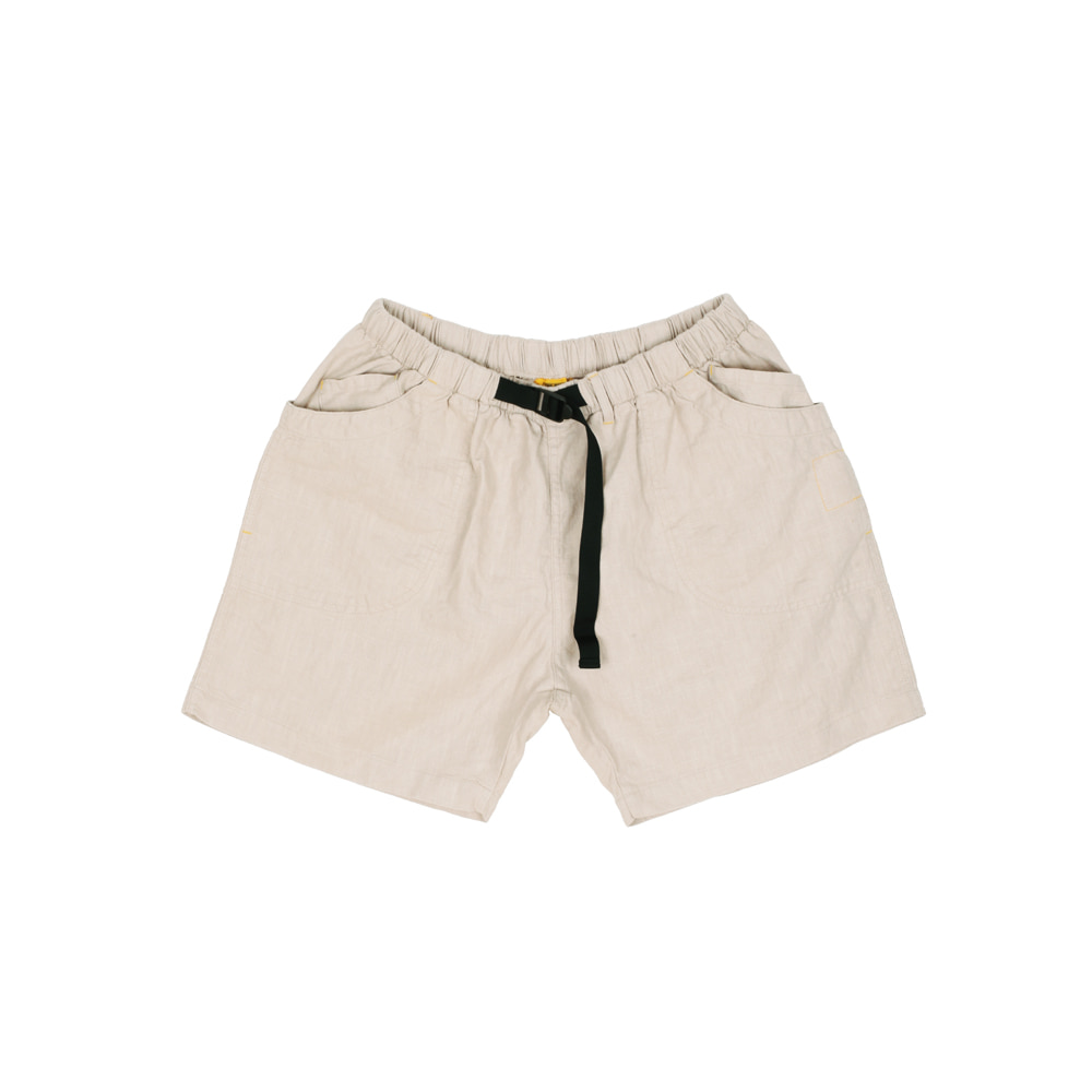 DOMINGO EASY SHORTS [L/BEIGE]THE RESQ(더레스큐)