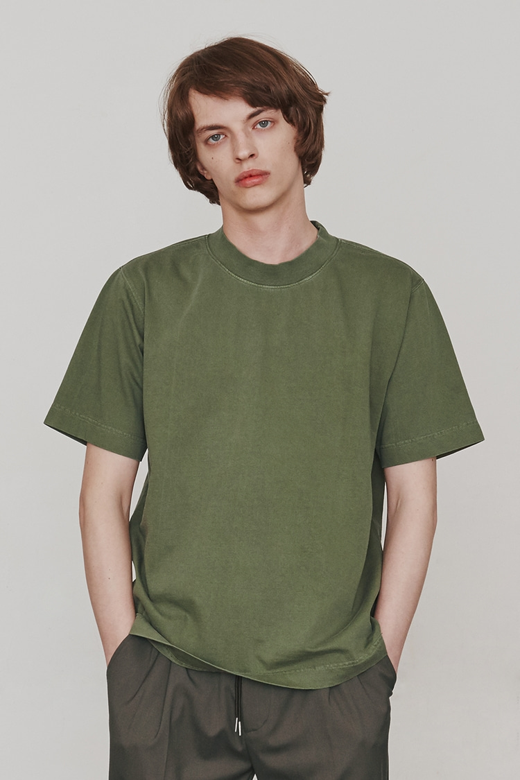 1,3/8 T Shirt (Green)ESFAI(에스파이)