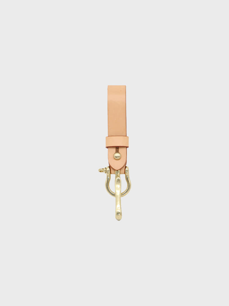 Multi Key-ring Lanyard (Natural)BRASS BOATS(브라스보트)