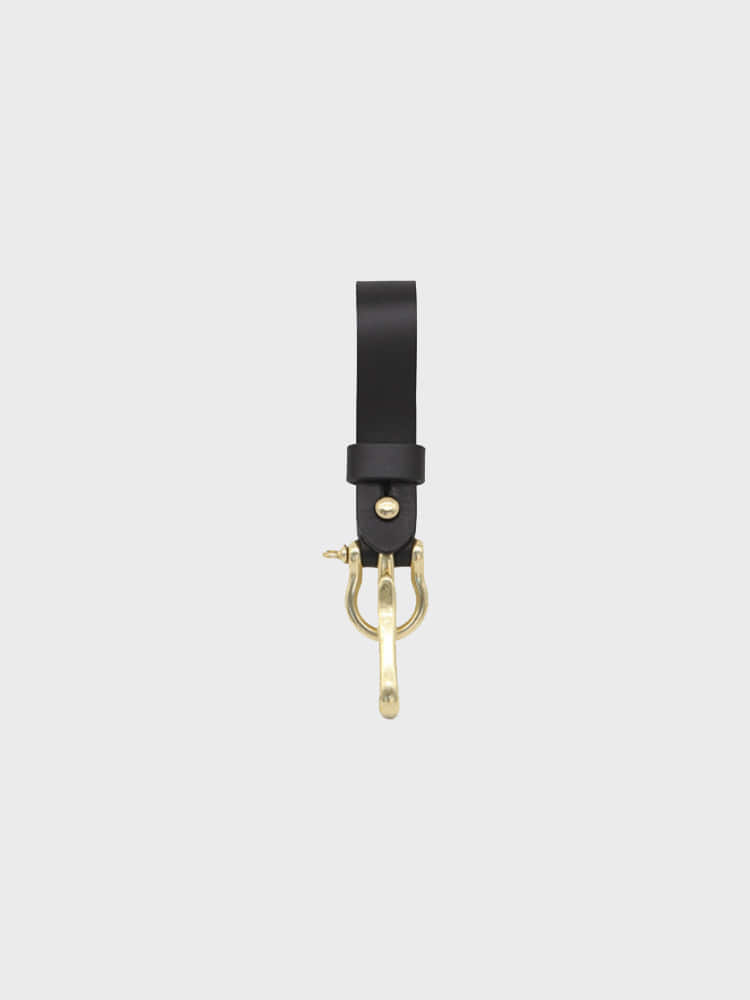 Multi Key-ring Lanyard (Black)BRASS BOATS(브라스보트)