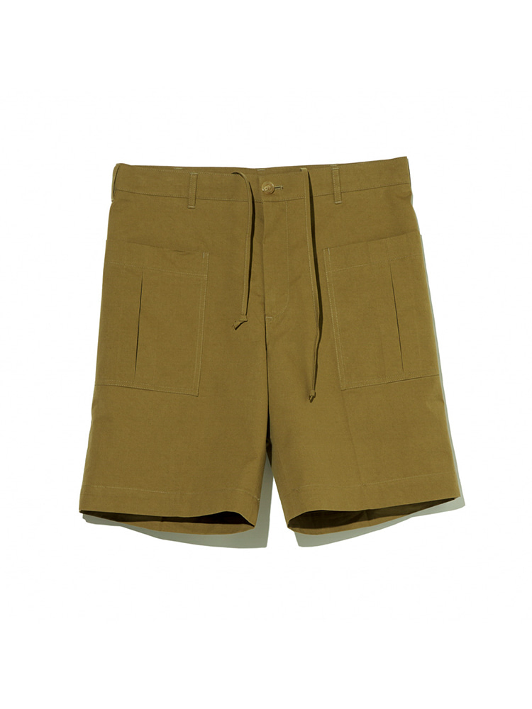 4 POCKET SHORT PANTS OLIVEDgre(디그레)