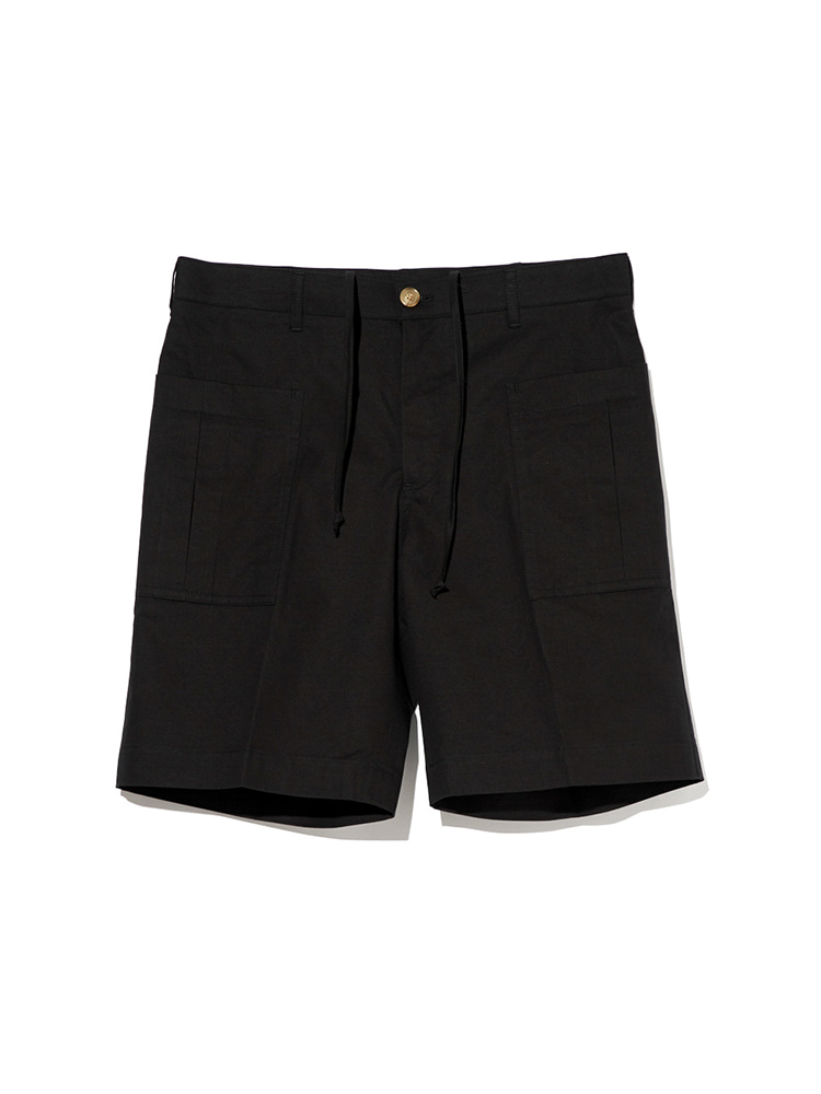 4 POCKET SHORT PANTS BLACKDgre(디그레)