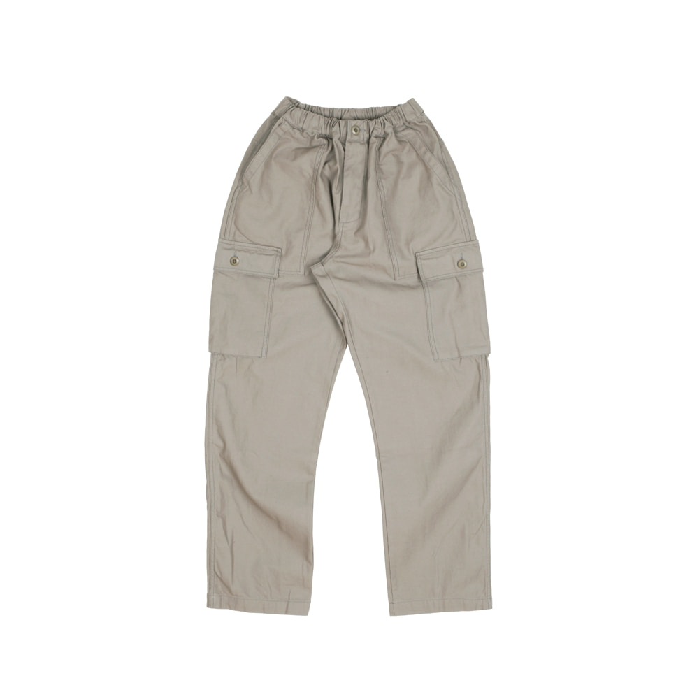 MACHU PICCHU PANTS [CEMENT GREY]THE RESQ&Co(더레스큐컴패니)