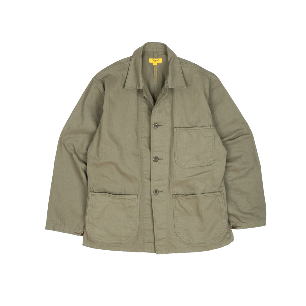 HBT KILROY JACKET [OLIVE GREEN]THE RESQ&Co(더레스큐컴패니)