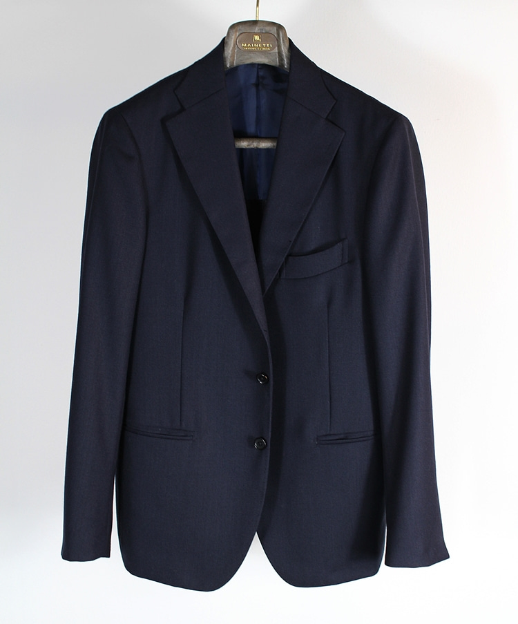 Navy V.B.C 4 PLY  jacket  'DI BASE'TANNERY(테너리)