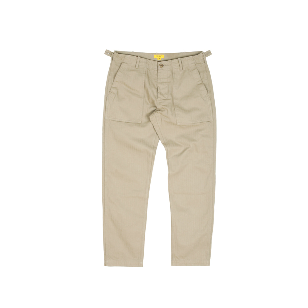 HBT KILROY PANTS [BEIGE]THE RESQ&Co(더레스큐컴패니)