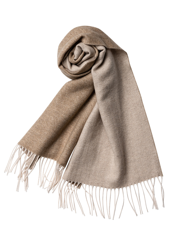 Estado Cashmere Muffler (with Albeni) - No.1 Estado(에스타도)