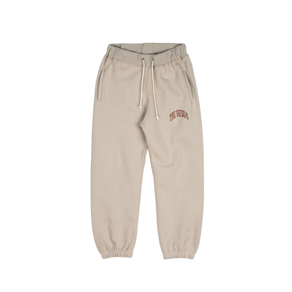 BALLGAME PANTS 2.0 [SAND KHAKI]THE RESQ&Co(더레스큐컴패니)