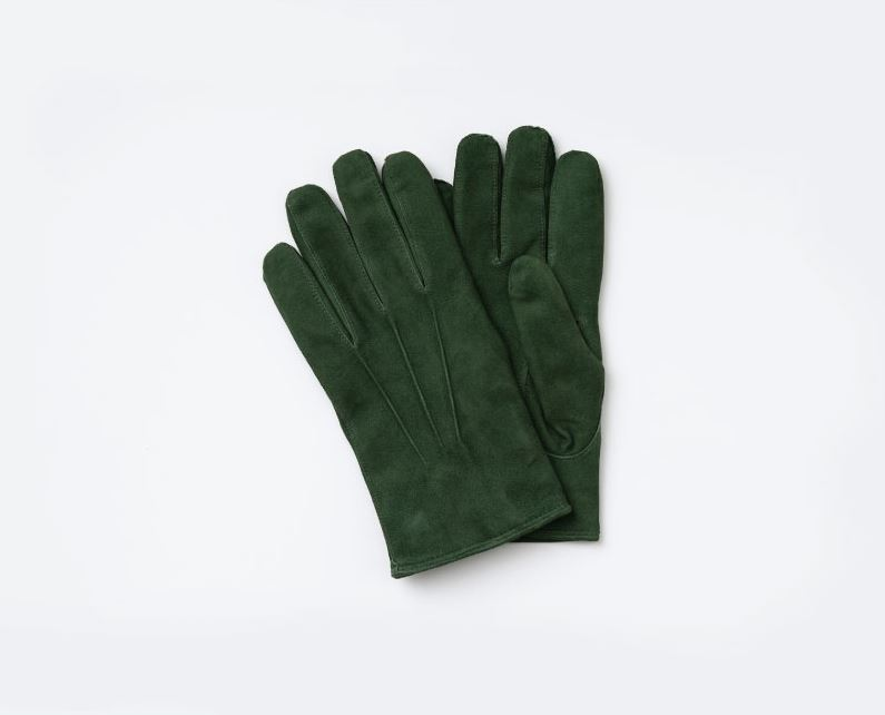 omega gloves Nappa_Man(Green Seude)오메가글러브