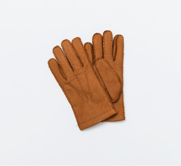 omega gloves Peccary_Man(Camel)오메가글러브